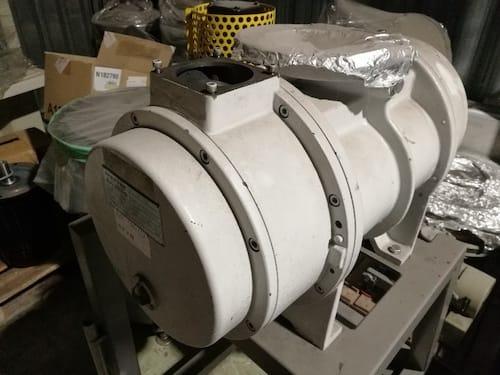 Roots vakuum pump WKP 1000